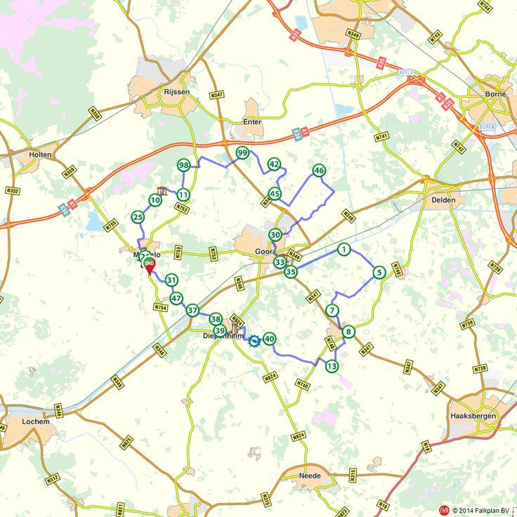 Fietsroute: Door steden en groen vanuit Markelo  (http://www.route.nl/fietsroutes/153991/Door-steden-en-groen-vanuit-Markelo/)