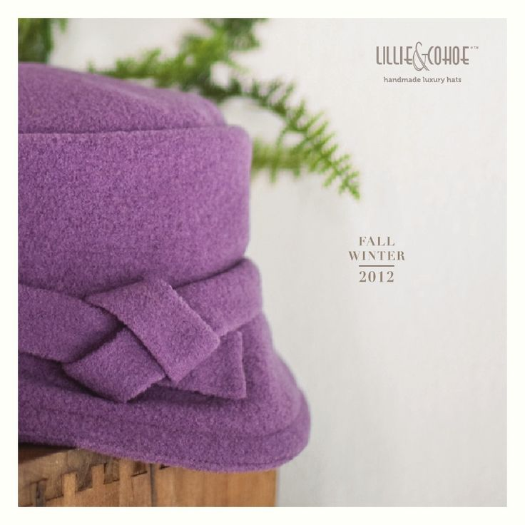 Lillie & Cohoe Fall/Winter 2012