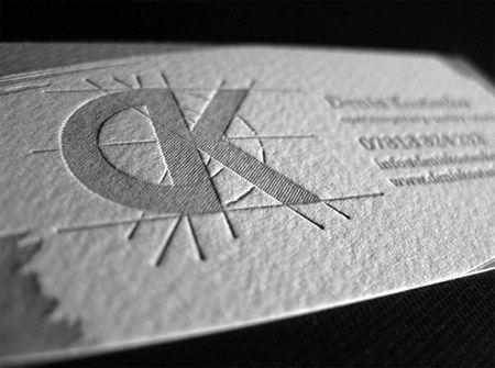 40 best print design business cards images on pinterest