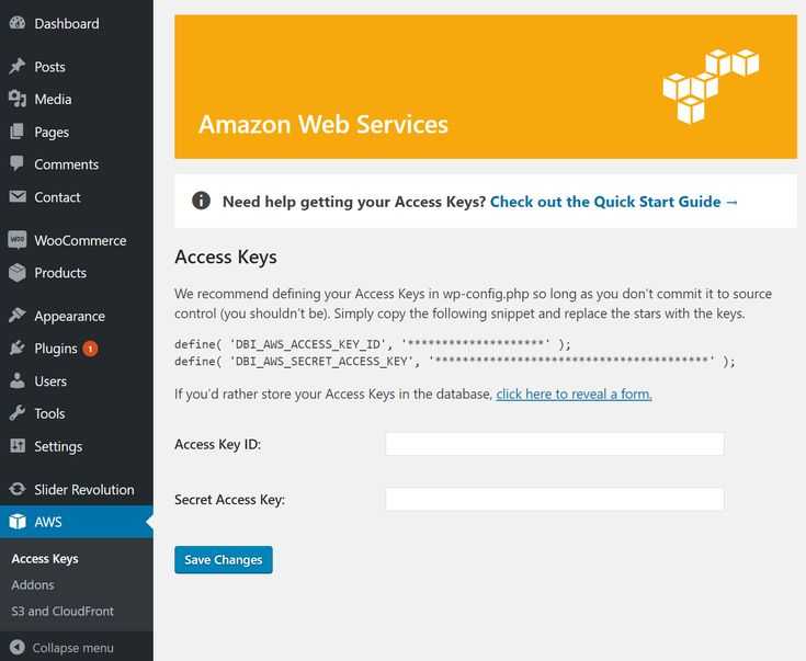 Speed Up Your WordPress Blog With Amazon Web Services Boss L