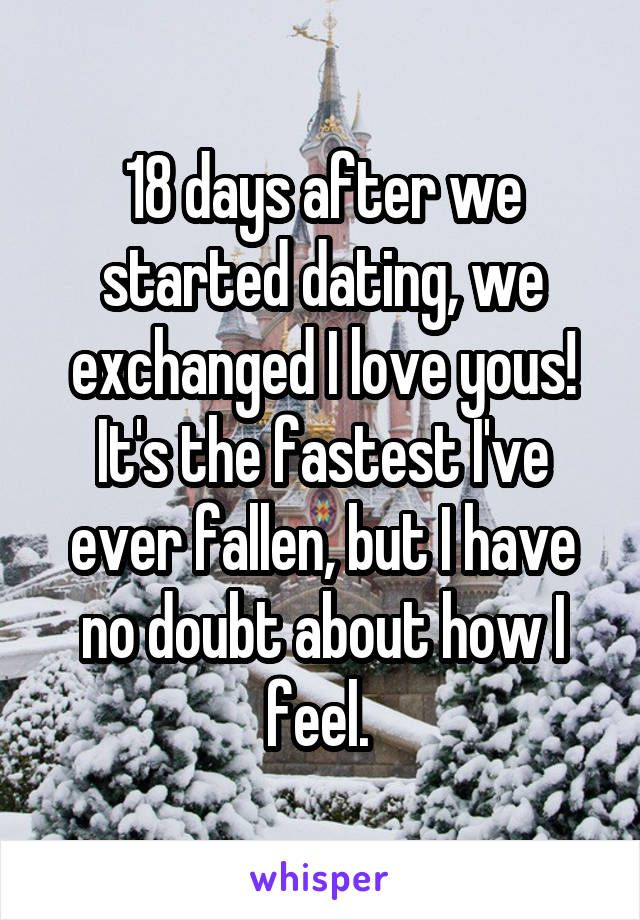 Started dating too soon