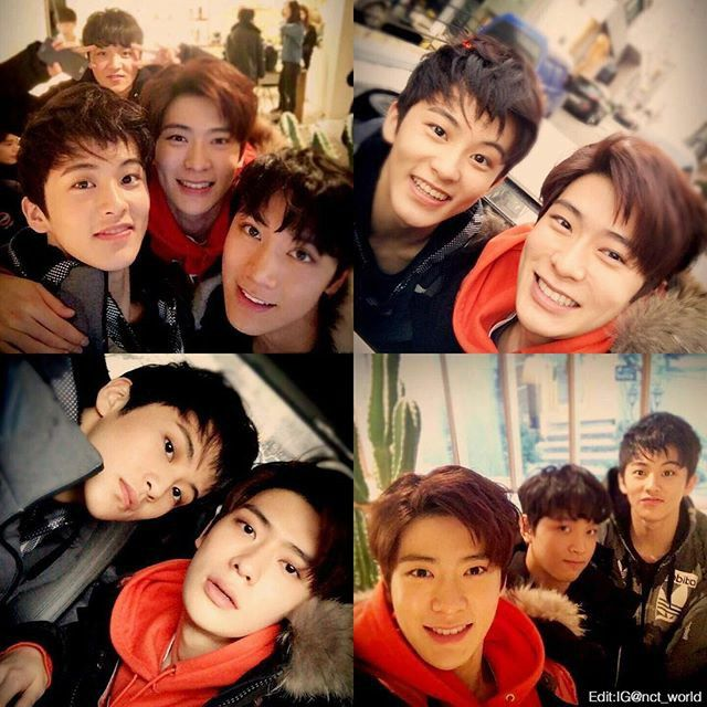 [RookiesEntertainmentApp] #NCT #smrookies #Donghyuck #Mark