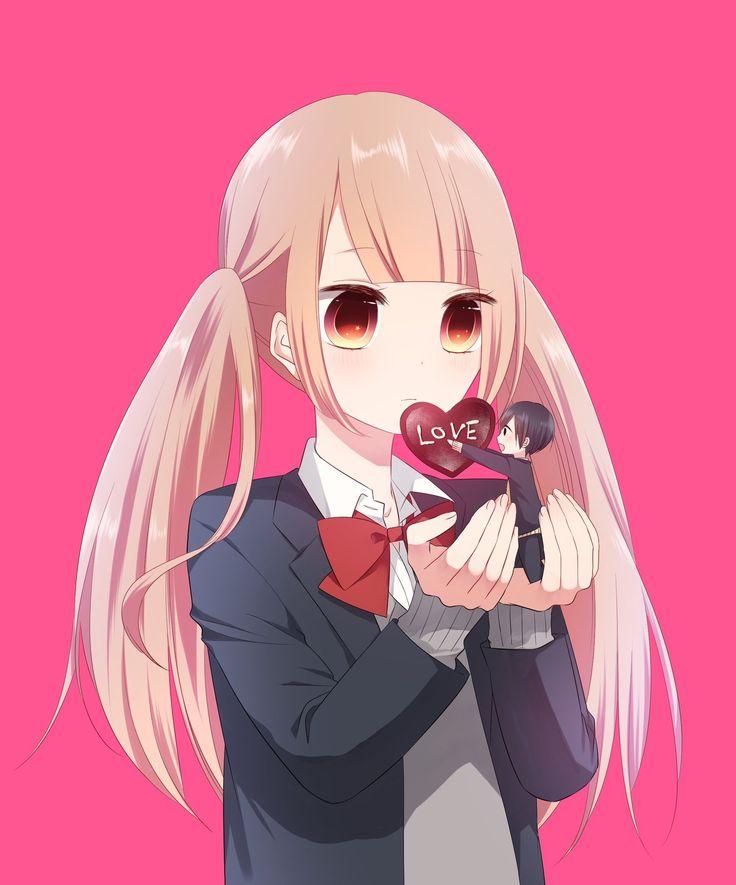 僕からユキちゃんにバレンタインチョコ