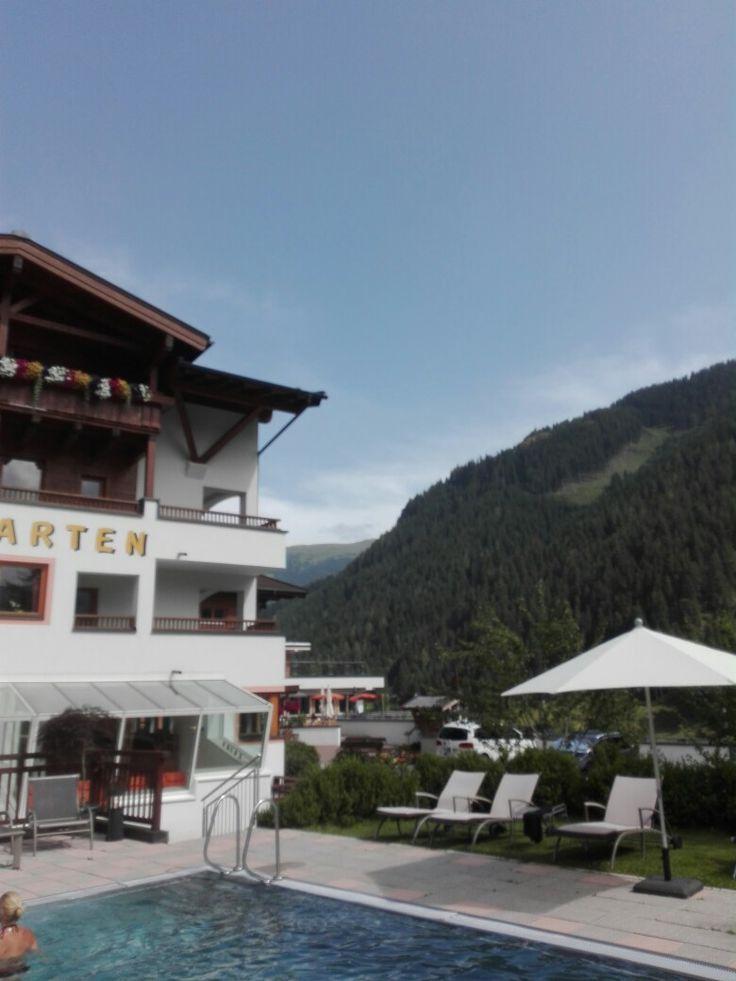 Hotel Marten bei Hinterglemm