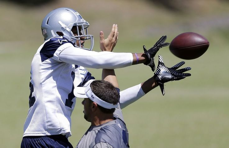 Eric Rogers spent training camp with the Cowboys in 2013 before he had stints in arena football and the CFL. Photo: Tony Gutierrez, Associated Press