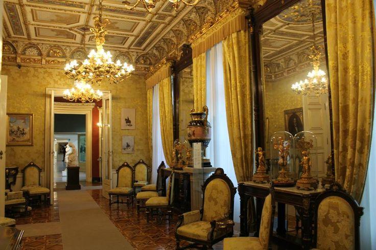 Museo Revoltella (modern art and house visiti) - Trieste, Italy
