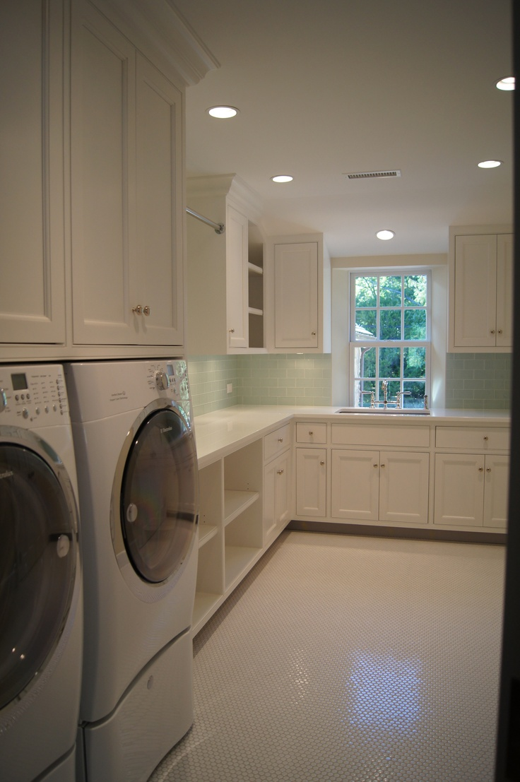 129 Best Images About Pretty Laundry Rooms On Pinterest