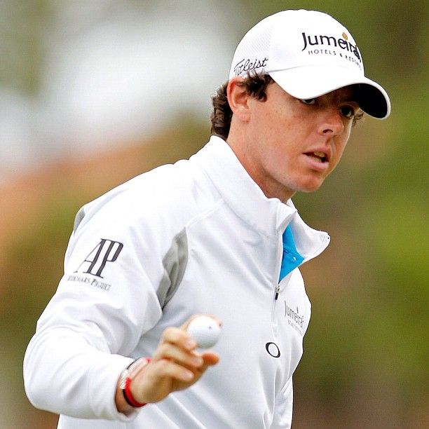 Congrats, Rory McIlroy, on winning the Honda and becoming the world's top-ranked golfer. (Psst: You're just 22 years old!)
