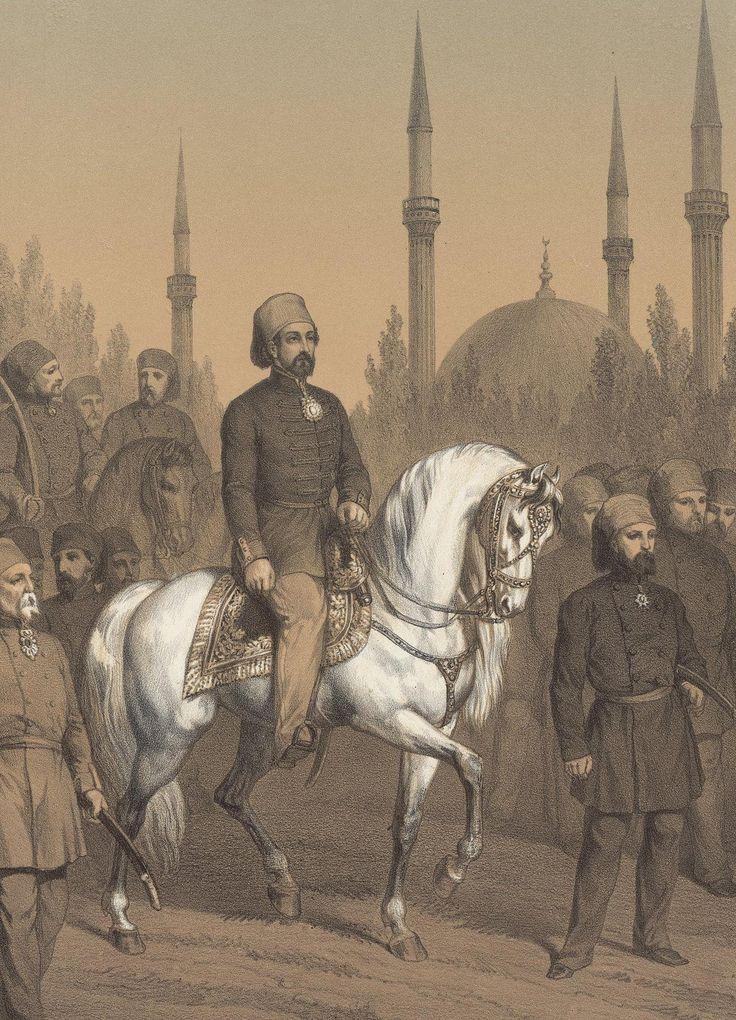 "Image result for Ottoman Sultan ""Abdulmejid I"" blogspot.com"