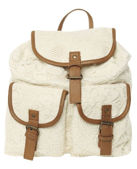 17 Best ideas about Cute Canvas Backpack on Pinterest | Buy ...