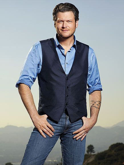Presenting 2014's Sexiest Men Alive | BLAKE SHELTON | After all the jokes he made to 2013's Sexiest Man Alive Adam Levine, it seems fitting that Shelton, 38, has a spot on this year's A-list, so his Voice pal can get back at him. (We'll be watching.)