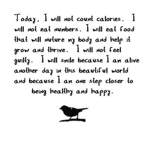 Image result for recovery from an eating disorder quotes