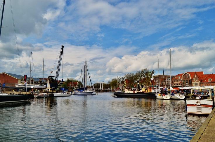 #Enkhuizen, #Nederland, #byELKmedia, #haven