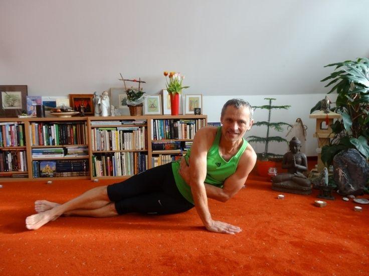 15ti minutový kruhový trénink pro váš lepší běh