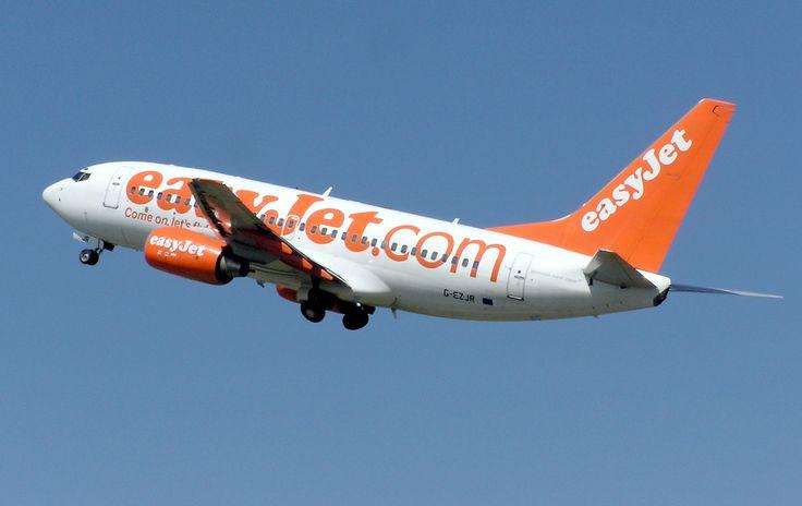 EasyJet voli: nuovi collegamenti da Catania per l'Inghilterra a 30 euro