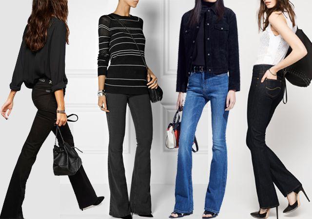 Fashion: Comeback des Jahres – die Schlaghose