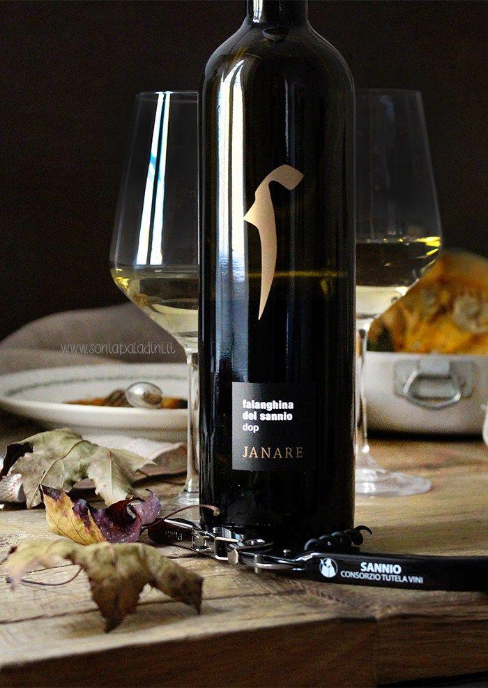 #Falanghina del #Sannio #vino #wine #Italy