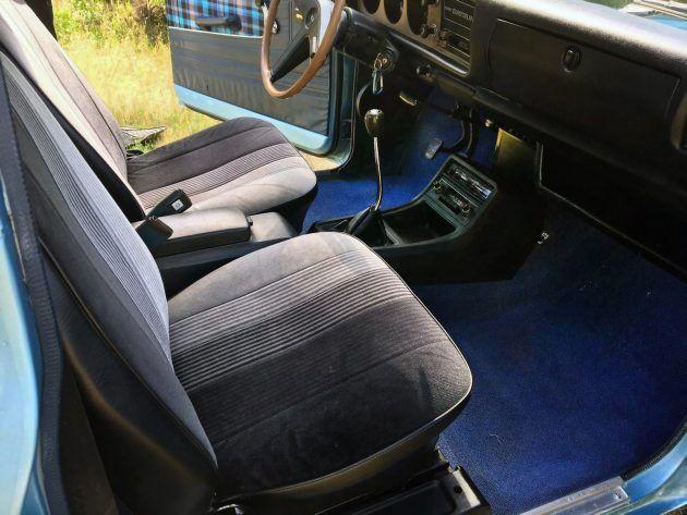 Restored King Cab 1979 Datsun 620 Datsun Barn Finds Cab