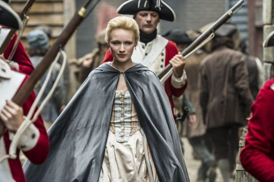 sons of liberty history channel | Sons of Liberty (History Channel) First Look | TV Equals