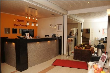 Lobby, Hotel Stadt Cuxhaven, #hotel #Cuxhaven