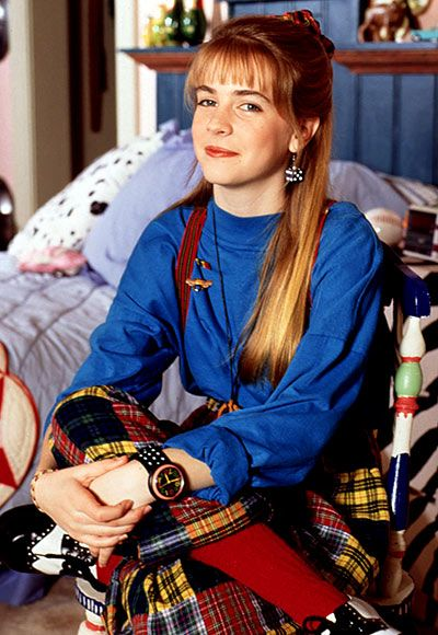 clarissa explains it all. I used to love this show, and I loved the way she dressed also. So funky.