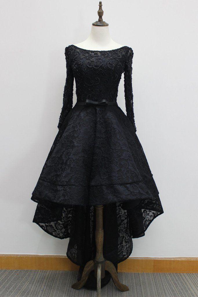 Vintage Black Prom Dresses 2