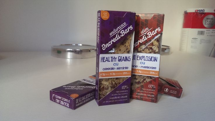 Healthy Grains and Nut Explosion