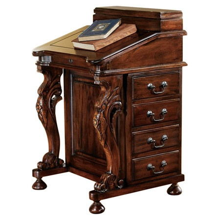 I pinned this Davenport Roll Top Desk from the English Manor House event at  Joss and - 165 Best Roll Top Desk/Antique Desk Images On Pinterest Antique