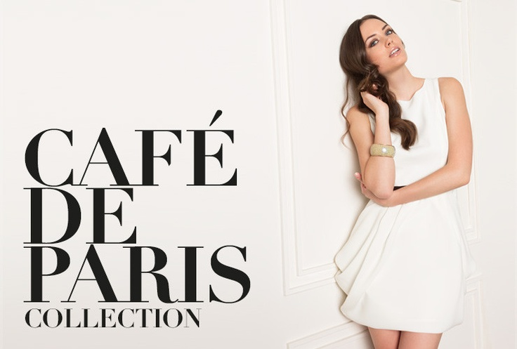 NextStyler Collection: Café de Paris  http://shop.nextstyler.com/
