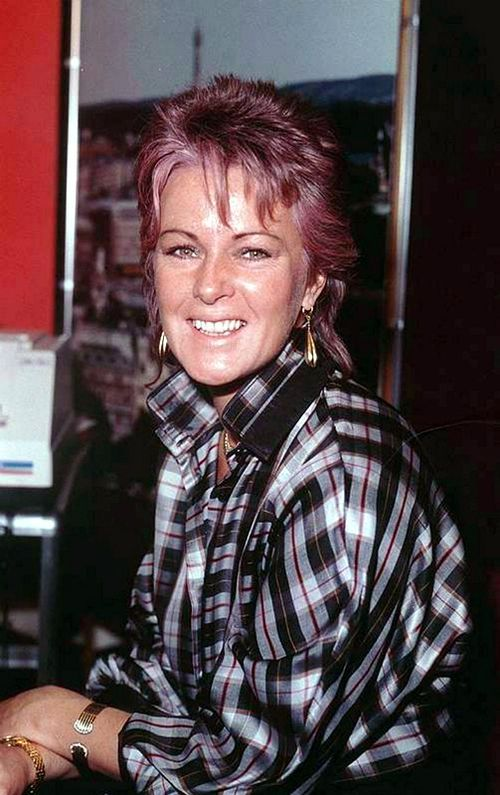 231 Best Images About Anni Frid Lyngstad On Pinterest