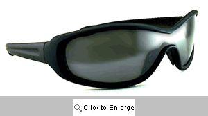 Chaser Sport Wrap Sunglasses - 145A Metallica