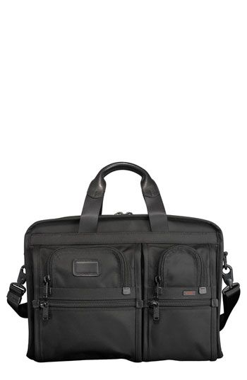tumi:  alpha international organizer briefcase