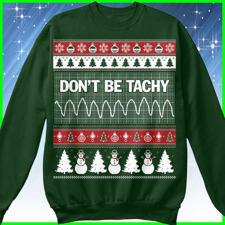 Ugly Christmas sweater, nursing style