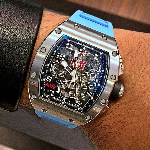 Richard Mille RM011. http://www.discountedwatches247.com