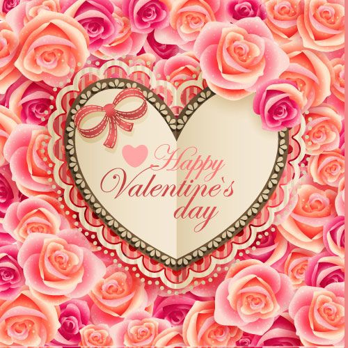 25 best ideas about Happy valentines day cards – Greeting Cards of Valentine Day