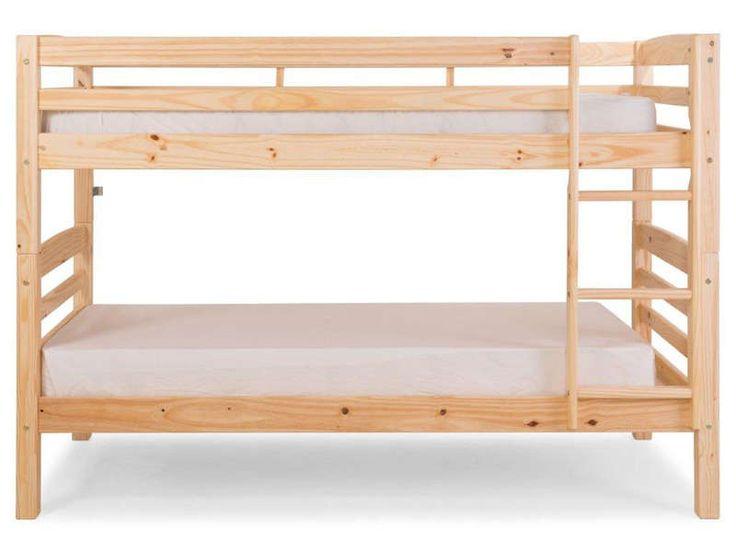 lits superposs 90 x 200 cm - Einfache Hausgemachte Etagenbetten