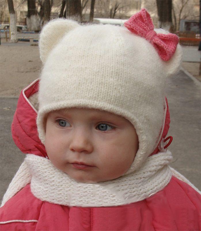 Приближается зима, и в первую очередь надо подумать о детях. Симпатичная детская шапка с ушками Кошечка согреет вашего ребёнка в морозы. В магазинах много..