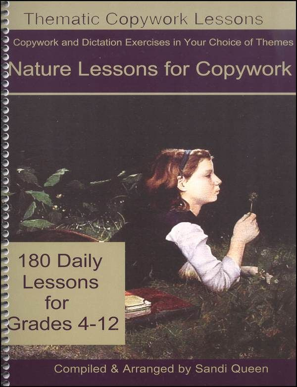Copywork Nature Lessons (043902) Images - Rainbow Resource Center, Inc.