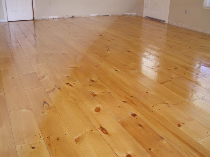 Wild About Wide Plank Flooring Get A Beautiful Rustic