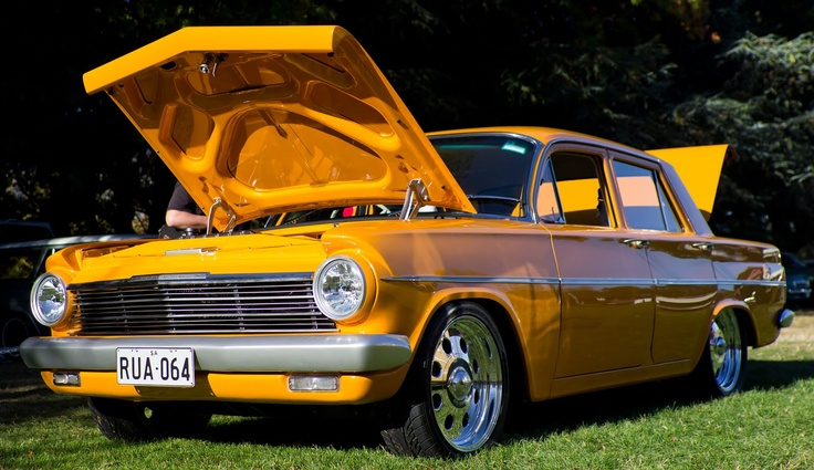 Mechanic Productions: 2011 All States EH Holden Show - Part A
