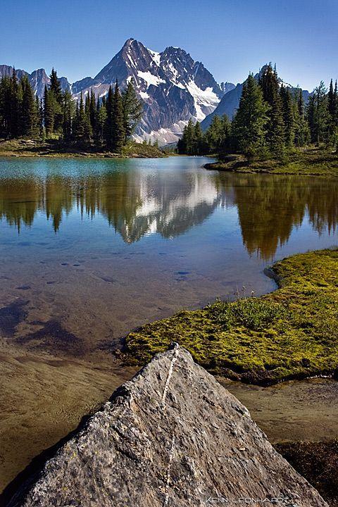 Jumbo Pass, Kootenay Lake Forest District, British Columbia, Canada