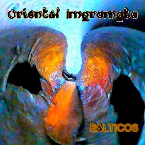 La Caverna Musical: Balticos - Oriental Impromptu (Chile,2014)