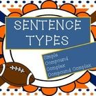 Power point reviewing -  Simple, Compound, Complex, and Compound-Complex sentences.  Explanation and examples of each.  This power point is geared ...