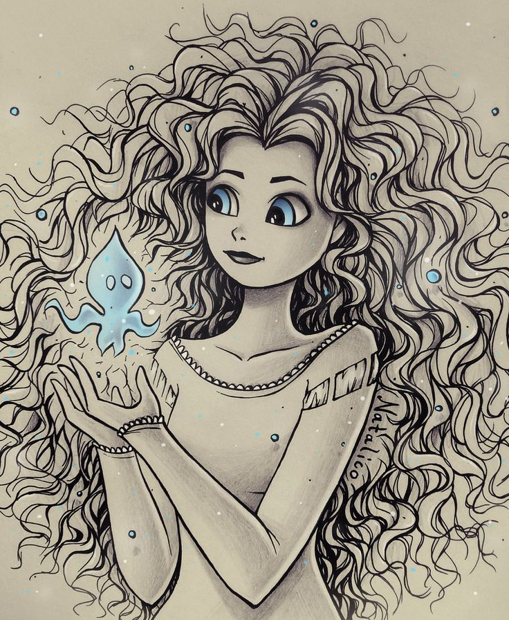 Will-o'-the-wisp by natalico