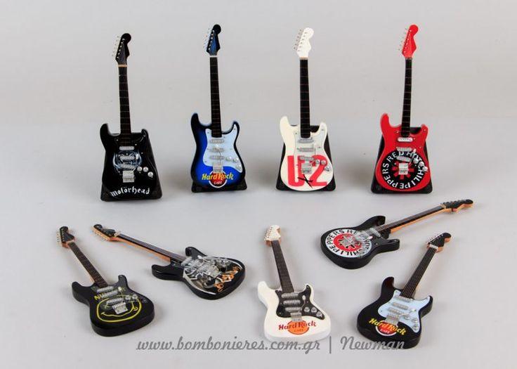 Θέμα κιθαρίστας και κιθάρες