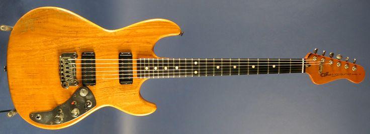 1981 G&L F 100 Series II Leo Fender Guitar