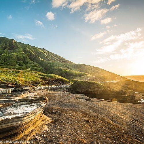 PHOTO: Sunrise in Honolulu, Hawaii