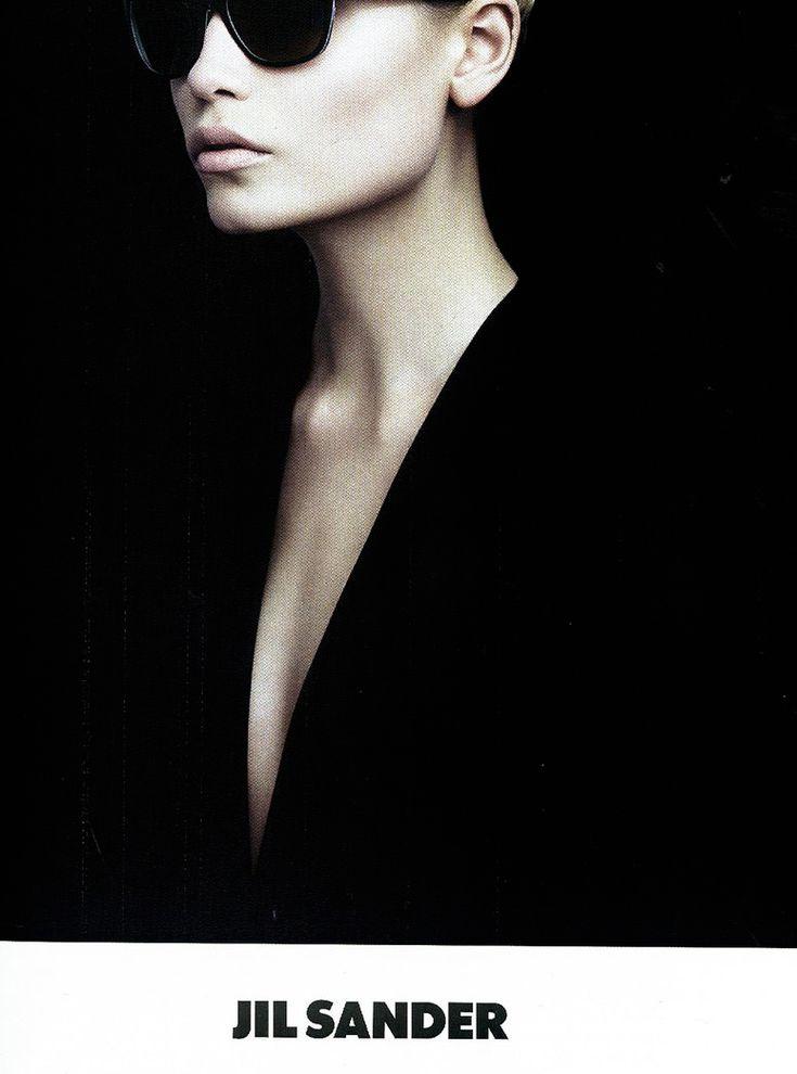 :: PHOTOGRAPHY :: Photo Credit: Jil Sander - gorgeous profile image - adore #photography