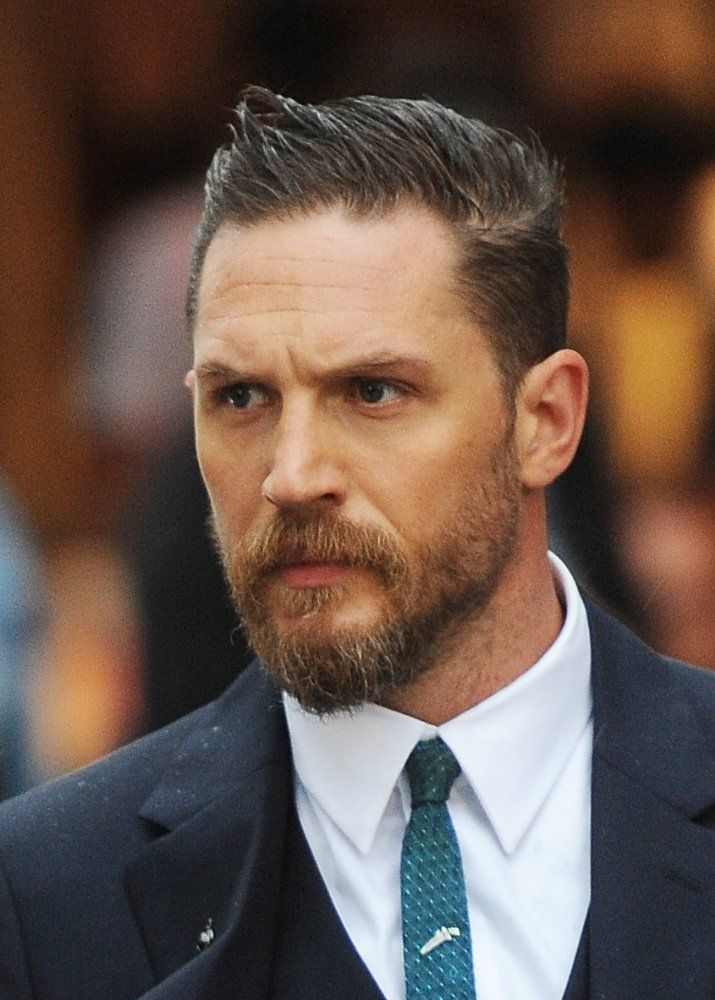 """Tom Hardy Through the Years """"Legend"""""""