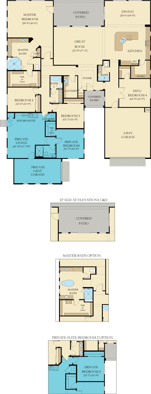 2255 best images about home plans on Pinterest | 3 car